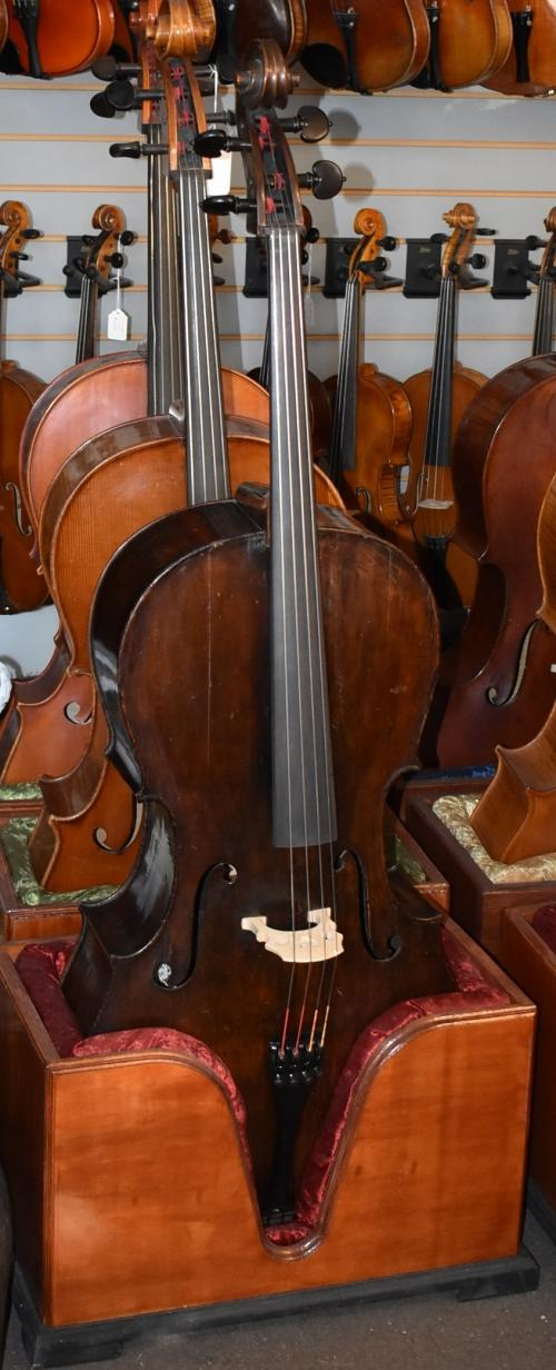 1825 Mittenwald German Cello