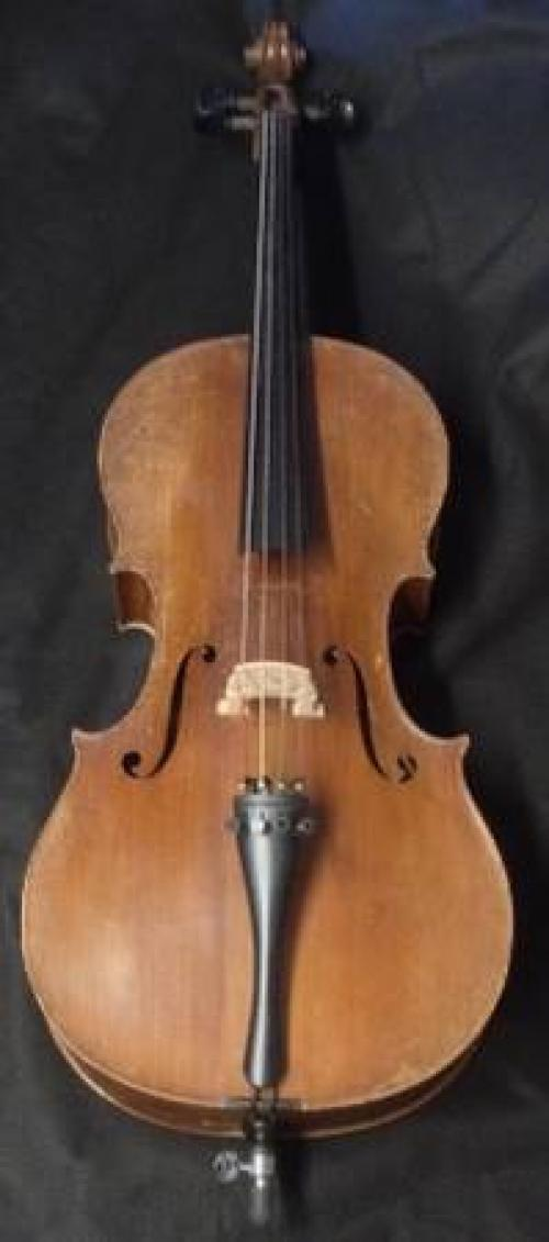 1922 Collin-Mezin French 3/4 Cello