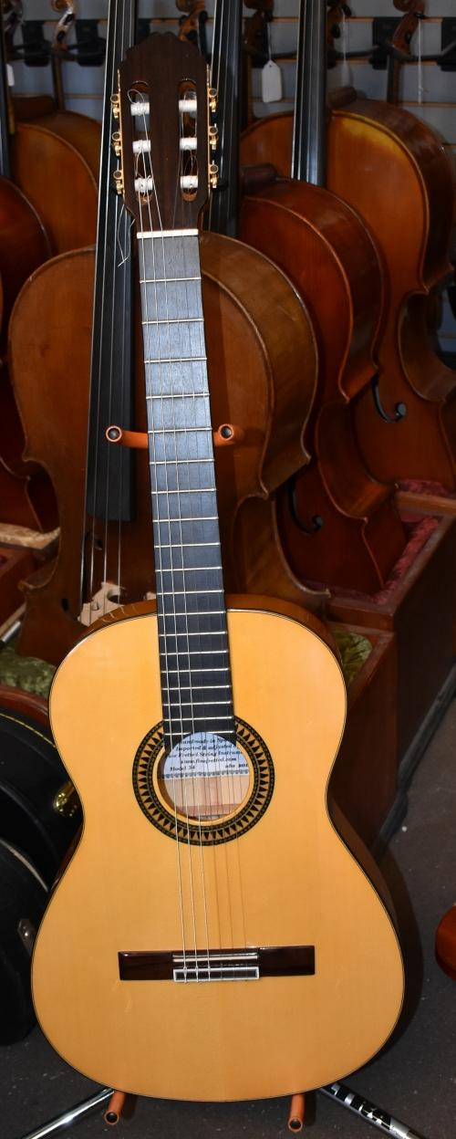 2017 Luis Molina Flamenco Guitar Model 34