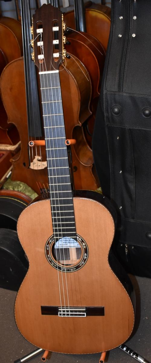 Luis Molina Classical Guitar Model 40
