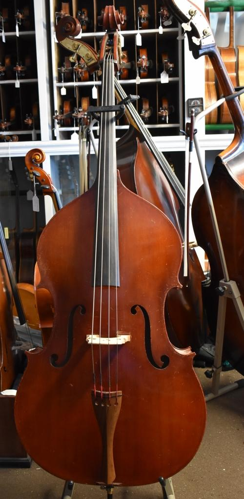1/2 upright bass SOLD