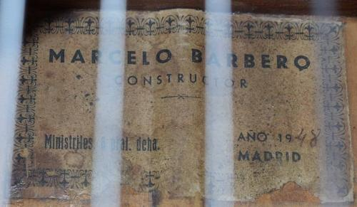 1948 Marcelo Barbero SOLD