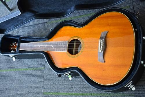 Weissenborn Acoustic Electric Hawaiian Steel Guitar Replica