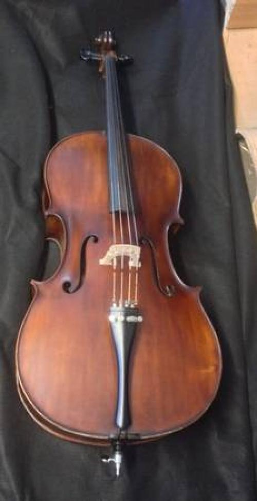 1933 Charles Bailly Signed and Numbered Instrument D' Artistes